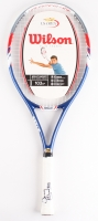 Jimmy Connors Signed Wilson Full Size U.S. Open Tennis Racket (MAB)