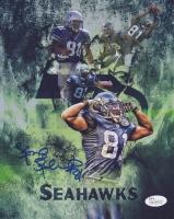 Koren Robinson Signed Seahawks 8x10 Photo (JSA COA)