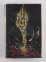 "Ray Bradbury Signed ""Something Wicked This Way Comes"" Hardcover Book (JSA COA)"