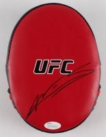 Amanda Nunes Signed UFC MMA Punch Mitt (JSA COA)