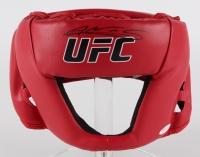 Amanda Nunes Signed UFC MMA Headgear (JSA COA)