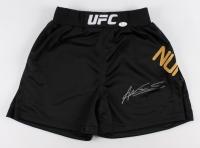 Amanda Nunes Signed UFC MMA Shorts (JSA COA)