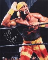 Hulk Hogan Signed 16x20 Photo (FSC COA)