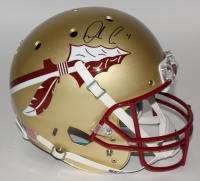 Dalvin Cook Signed Florida State Seminoles Full-Size Helmet (JSA COA)