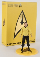 "William Shatner Signed ""Captain Kirk"" Star Trek Figure with Original Box (JSA COA)"