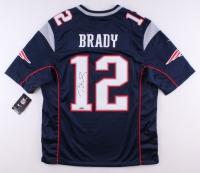 Tom Brady Signed Patriots Jersey (TriStar COA)