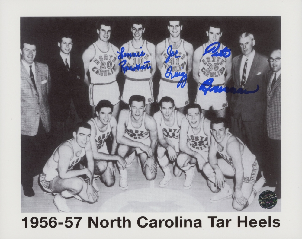 1956-57 North Carolina Tar Heels men's basketball team