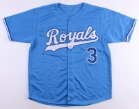 Ned Yost Signed Royals Jersey (JSA COA) at PristineAuction.com