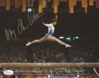 Mary Lou Retton Signed USA 8x10 Photo (JSA COA)