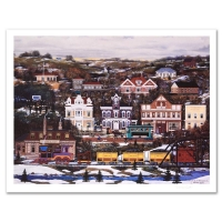 """Jane Wooster Scott Signed """"Pride of Pennsylvania"""" Limited Edition 25x32 Lithograph at PristineAuction.com"""