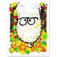 "Tom Everhart Signed ""Squeeze the Day-Monday"" Limited Edition 26x35 Hand Pulled Original Lithograph at PristineAuction.com"