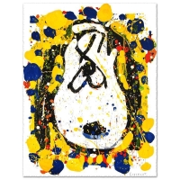 "Tom Everhart Signed ""Squeeze The Day-Tuesday"" Limited Edition 29x38 Hand Pulled Original Lithograph at PristineAuction.com"