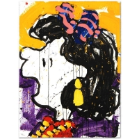 "Tom Everhart Signed ""Glam Slam"" Limited Edited 22x30 Hand-Pulled Lithograph at PristineAuction.com"