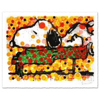 "Tom Everhart Signed ""Play that Funky Music"" Limited Edition 27x34 Hand Pulled Original Lithograph"