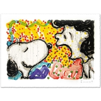 """Tom Everhart Signed """"Drama Queen"""" Limited Edition 21x31 Hand Pulled Original Lithograph at PristineAuction.com"""