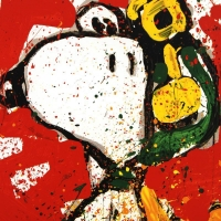 """Tom Everhart Signed """"To Remember"""" Limited Edition 22x30 Hand Pulled Original Lithograph at PristineAuction.com"""