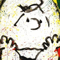 """Tom Everhart Signed """"Call Waiting"""" Limited Edition 22x30 Hand Pulled Original Lithograph at PristineAuction.com"""