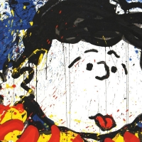 """Tom Everhart Signed """"No Apologies"""" Limited Edition 22x30 Hand Pulled Original Lithograph at PristineAuction.com"""