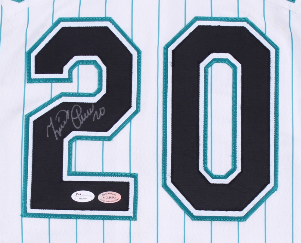a957d1acbaec90 ... coupon code miguel cabrera signed marlins jersey jsa coa hollywood  collectibles coa at pristineauction. 42ac1