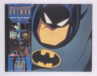 Collection of (8) Batman The Animated Movie Limited Edition 11x14 Zanart Movie Cards