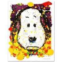 "Tom Everhart Signed ""Squeeze The Day-Thursday"" Limited Edition 27x37 Hand Pulled Original Lithograph at PristineAuction.com"