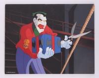 "Batman: The Animated Series ""The Joker"" Limited Edition 11x14 Zanart Movie Card"