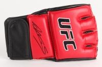 Amanda Nunes Signed UFC MMA Boxing Glove (JSA COA)