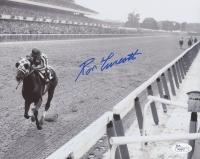 Ron Turcotte Signed 8x10 Photo (JSA COA)
