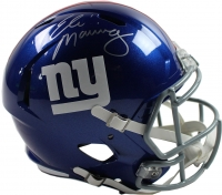 Eli Manning Signed Giants Full-Size Speed Helmet (Steiner COA)
