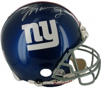 Eli Manning Signed Giants Full-Size Authentic Helmet (Steiner COA) at PristineAuction.com