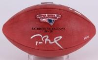 "Tom Brady Signed LE Super Bowl 51 ""The Duke"" NFL Official Game Ball (Steiner & TriStar)"