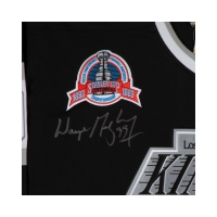 Wayne Gretzky Signed Kings Captain Jersey (UDA COA) at PristineAuction.com