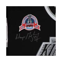 Wayne Gretzky Signed Los Angeles Kings Captain Jersey (UDA COA) at PristineAuction.com