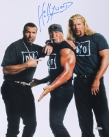"Hulk Hogan Signed nWo 16x20 Photo Inscribed ""Hollywood 4 Life"" (TriStar)"