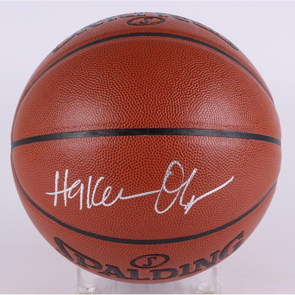 sports memorabilia auction pristine auction 28 images  : share1494283789 Hakeem Olajuwon Signed Basketball JSA COA PristineAuctioncom from www.rus-arsenal.com size 1000 x 1000 jpeg 772kB