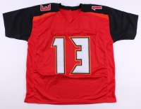 Mike Evans Signed Buccaneers Jersey (JSA COA) at PristineAuction.com