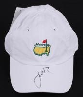 Jordan Spieth Signed Masters Tournament Hat (JSA COA)