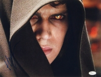 "Hayden Christensen Signed ""Star Wars: Episode III – Revenge of the Sith"" 11x14 Photo (PA LOA)"