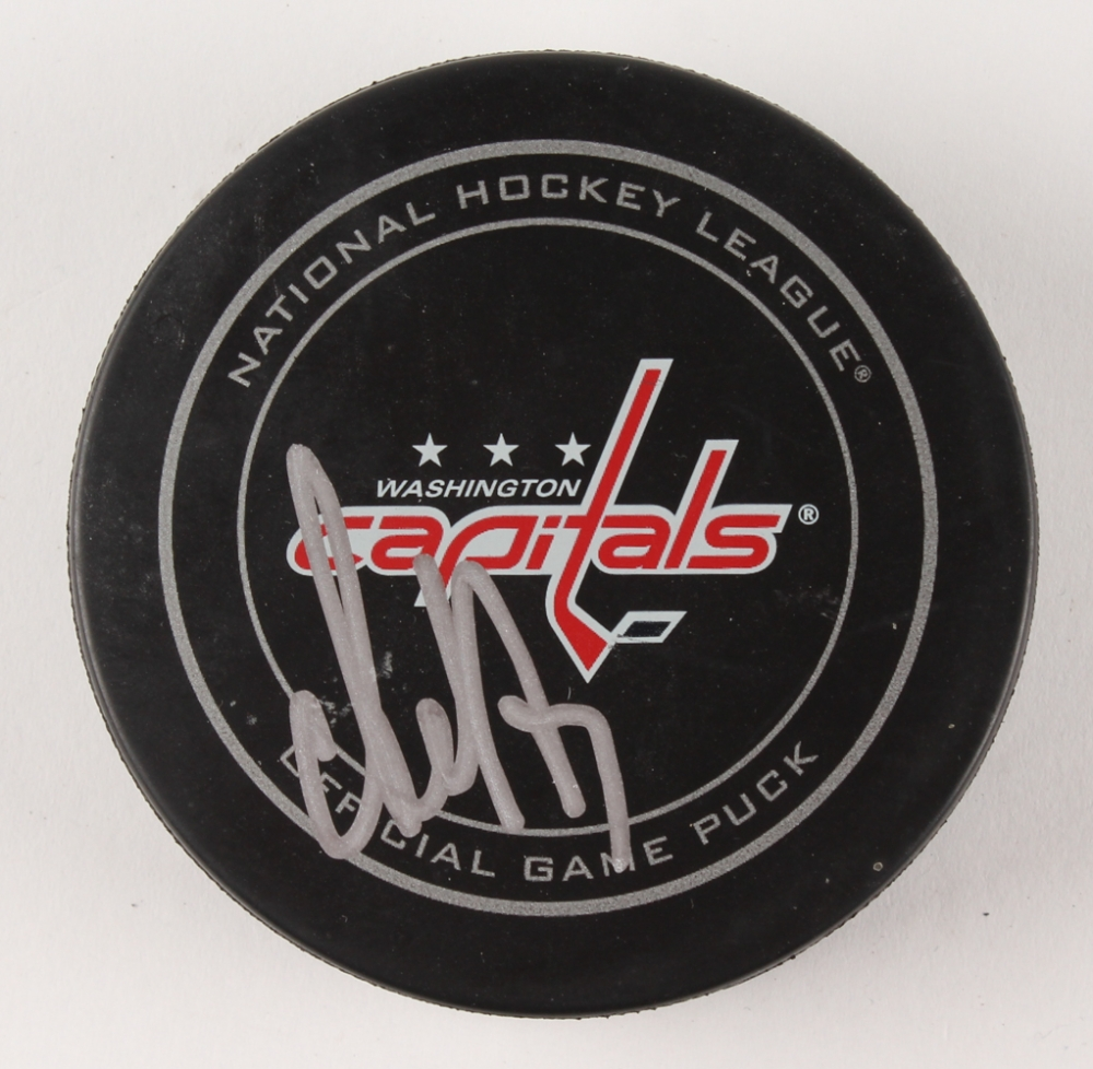 Alexander Ovechkin Signed Capitals Logo Hockey Puck (JSA COA) at  PristineAuction.com f22b56dd32f