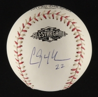 Clayton Kershaw Signed Official 2011 All-Star Game Baseball (JSA COA)