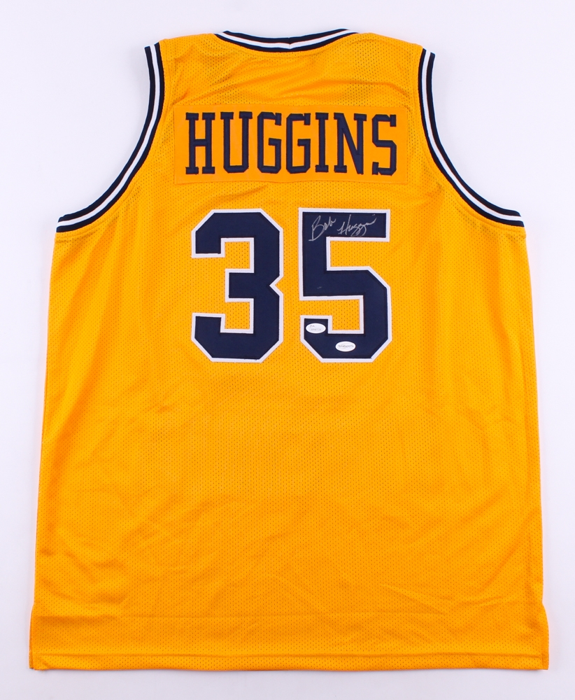 ... bob huggins signed west virginia mountaineers jersey (jsa tse) at  pristineauction b8f2d3e21