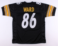 "Hines Ward Signed Steelers Jersey Inscribed ""SB XL MVP"" (TSE) at PristineAuction.com"