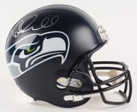 Pete Carroll Signed Seahawks Custom Matte Full-Size Helmet (JSA COA)