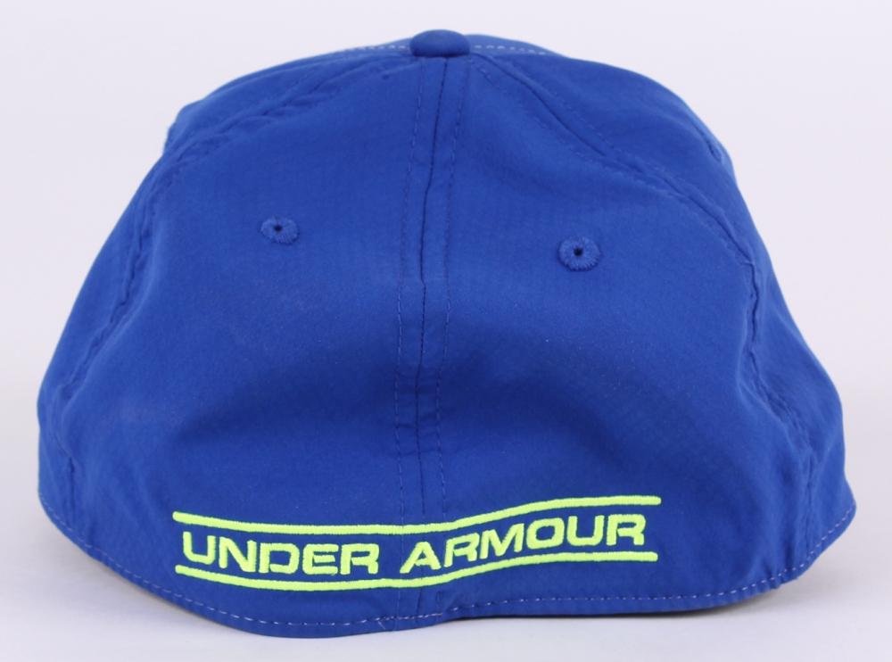 jordan spieth under armour hat