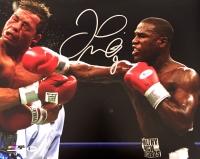 Floyd Mayweather Jr. Signed 16x20 Photo vs. Arturo Gatti (Beckett COA)