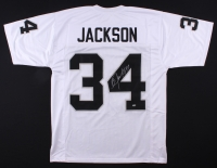 Bo Jackson Signed Raiders Jersey (Schwartz COA) at PristineAuction.com