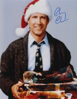 Chevy Chase Signed National Lampoon's Christmas Vacation 11x14 Photo (PSA COA)