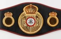 Mike Tyson Signed WBA Heavyweight Championship Belt (JSA COA) at PristineAuction.com