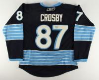 Sidney Crosby Signed Penguins 2011 Winter Classic Authentic Reebok Captain Jersey (JSA ALOA)