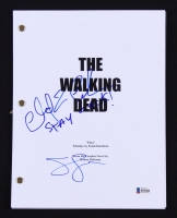 "Chad L. Coleman & Steven Yeun Signed ""The Walking Dead"" Pilot Episode Full Script Inscribed ""Stay Back!"" (Beckett COA) at PristineAuction.com"